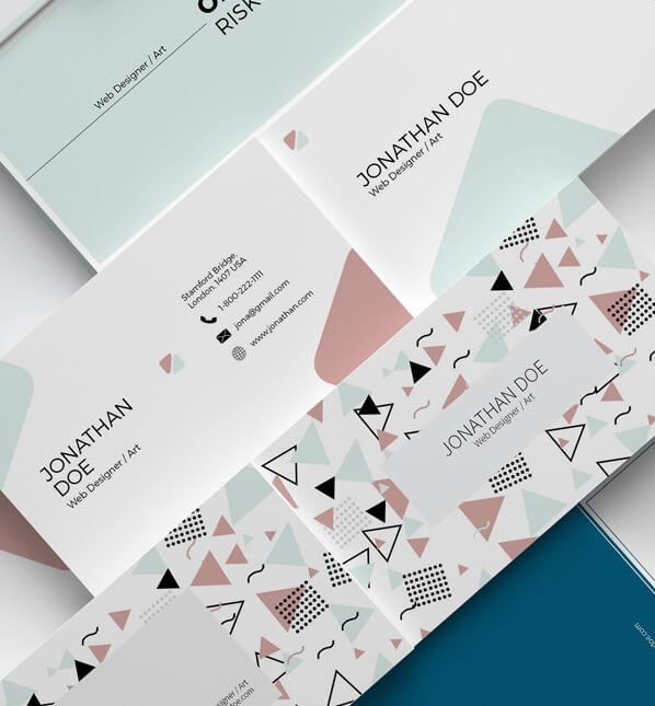 kartvizit tasarım design