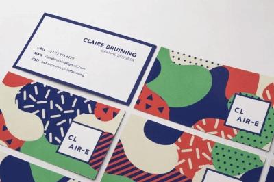 sıradışı kartvizit örnekleri