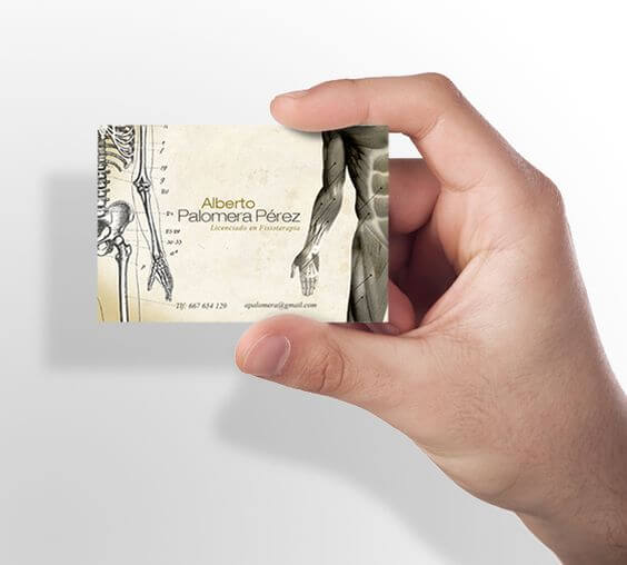 doktor lüks kartvizit tasarımları