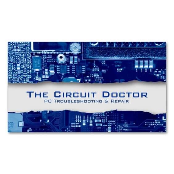 mühendis özel tasarım kartvizit tasarımları