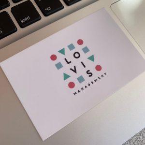 laklı lüks özel tasarım kartvizit