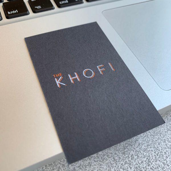 mimar varak yaldız lüks özel kartvizit